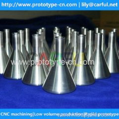 custom manufacturing stainless steel mouthpiece with high precise in China
