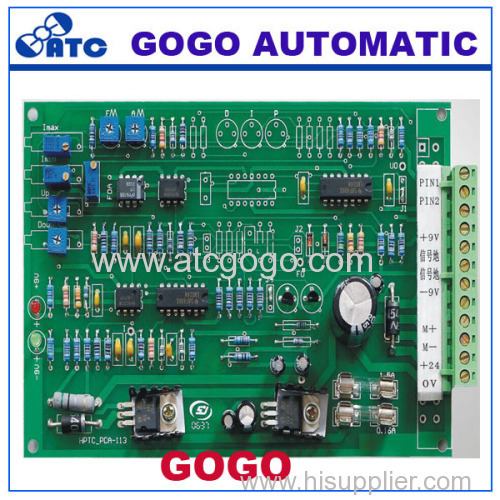proportional amplifier for 2-position 4-way proportional directional valve