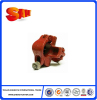 Swivel coupler scaffold fastener swivel pipe clamp for outside construction