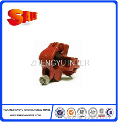 Swivel coupler scaffold fastener swivel pipe clamp