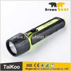 3w led scuba diving flashlight