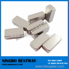 Neodymium magnets N35 15x7x5mm Blocks