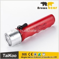 3w led flashlight diving