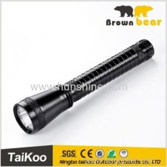 led long range flashlight torch