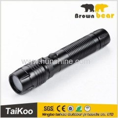 XPG/T6 usb torch rechargeable flashlight