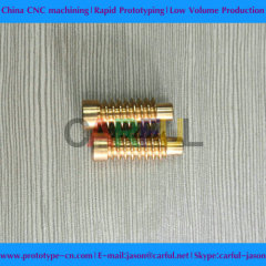 OEM Precision brass parts
