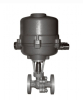 electric shut -off ball valve
