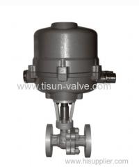 shut off ball valve