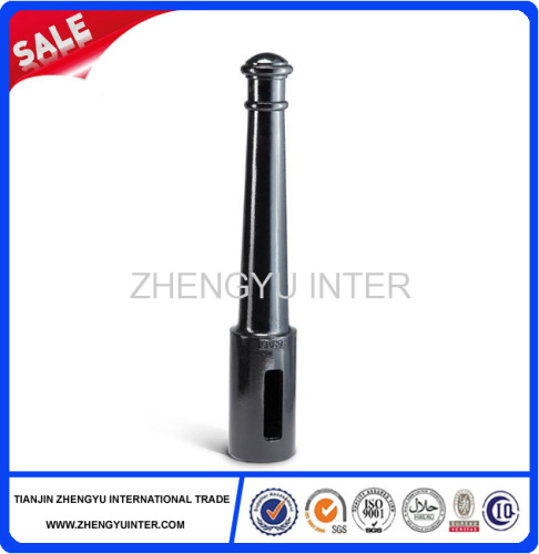 Casting Ductile Iron Road Safety Stake bollards