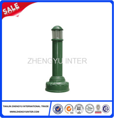 Decorative Cast Iron Parking Bollard