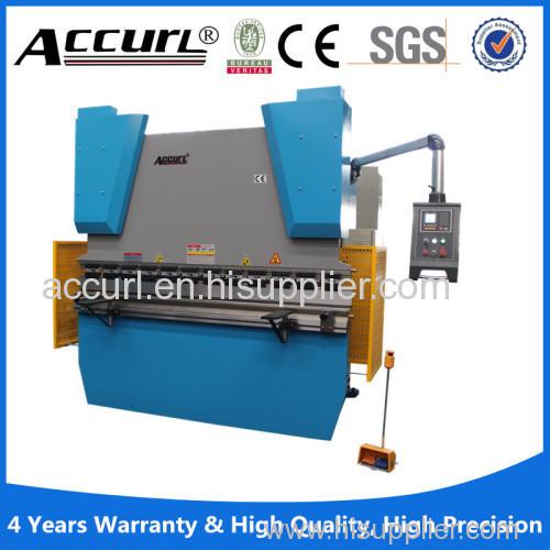 WC67Y Hydraulic CNC bending machine 80T/3200mm