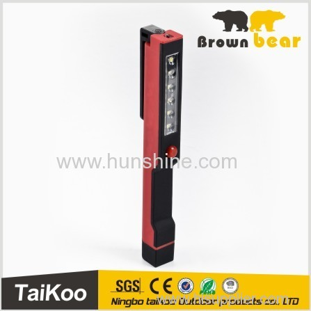 6+1SMD pen light new promotional items