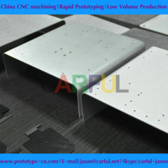 Aluminum prototypes design and manufacturing
