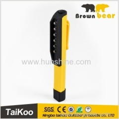 6 LED High Quality Pen Light