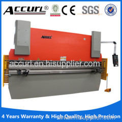 Electric Hydraulic CNC 63T3200 Metal Sheet press brake