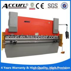Electric Hydraulic CNC 63T3200 Metal Sheet press brake