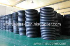 Top quality motorcycle natural rubber inner tube