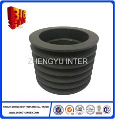 Industrial high quality coated sand v-belt pulleys Casting Parts