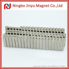 ndfeb magnet used in magnetic assemblies