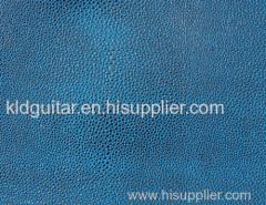 kLD blue magic bean vinyl tolex of speaker cabinet