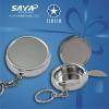 Custom design metal souvenir ashtray with wholesale price