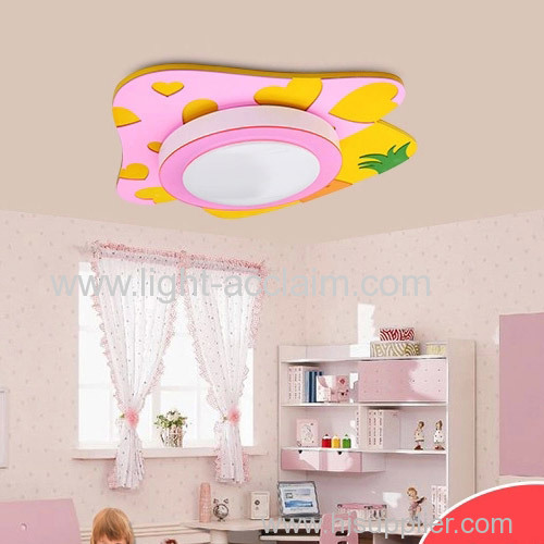 Multi purpose Children's wall lamps house style ceiling lamps Creative cartoon lamp