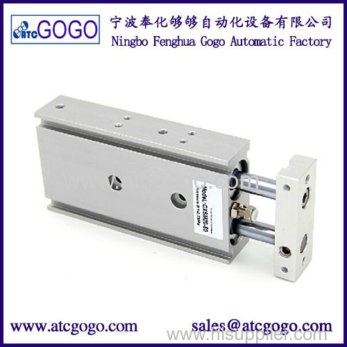 Dual Rod pneumatic air cylinder bore 32mm stroke 50mm double acting single acting cylinders