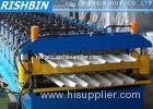 Double Layer Roof Panel Corrugated Roll Forming Machine with 914 mm Coil Width