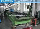 30 - 100 mm Rubber Belt Polyurethane Sandwich Panel Machine Colored steel PLC