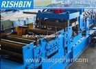 7.5KW Post cutting Steel Structure Roll Forming Equipment for Structural Steel