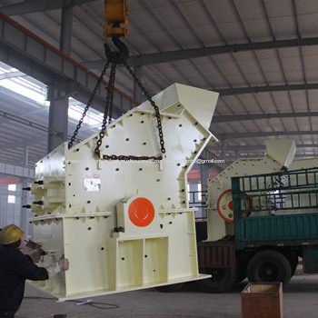 high efficiency fine crusher