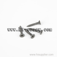 stainless steel machine screw with non-slip rubber on it