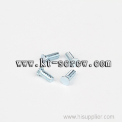 stainless steel small wire nail machine screw with hexagon socket pan head cap
