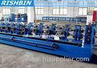 380V 3ph Carbon Steel C & Z Purlin Roof Roll Forming Machine 30KW