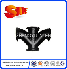 High quality ductile iron socket pipe fitting PRICE
