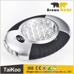 fashionable and good quality led work light with 24+3leds