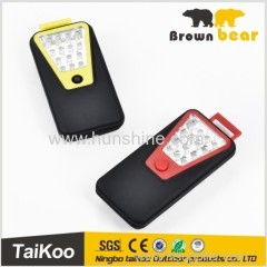 fashionable portable led work light with 14leds