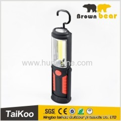 high quanlity rechargeable blue point led work light rechargeable led work light cob led work light