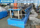 10 - 15 m / min Forming Speed Window Frame roll forming machinery Drived by Chain