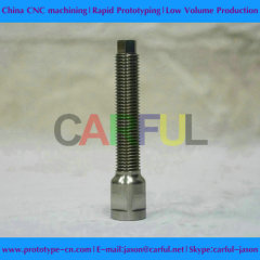 Precision customized part manufacturing
