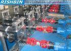 Automatic Control C & Z Purlin Roll Forming Machine with 6 Stations for Structural Steel