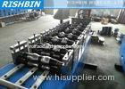 Metal Steel Joist Ceiling Cold Roll Forming Machine with Gear Driven AC 380V 50HZ
