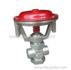 quick shut off valve