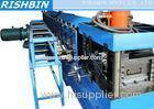 7 Straighten Rollers Lip Channel C Purlin Roll Forming Machine PLC controller