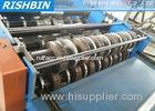 PLC Control Metal Floor Decking Panel Roll Forming Machine for Steel Structure