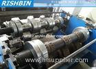 22 KW Floor Decking Sheet Roll Forming Machine with 24 Rows for Metal Deck 8.5T