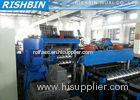 Tiled Type Color Steel Grain Silo Steel Cold Roll Forming Machine With PLC System