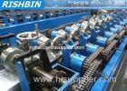 High Frequency C Z Purlin Roll Forming Machines for Steel Structure
