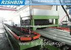 60 KW Power Discontinuous PU Sandwich Panel Production Line with 700 ~ 1000 Width