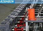 15KW 50Hz 3phases Steel Frame Roll Forming Machine with 20 - 25 Steps for Door
